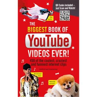 Biggest book of youtube videos ever