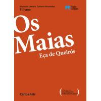 Leituras Orientadas: Os Maias, Eça de Queirós - 11º Ano