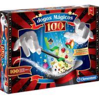 100 Jogos Mágicos - Clementoni