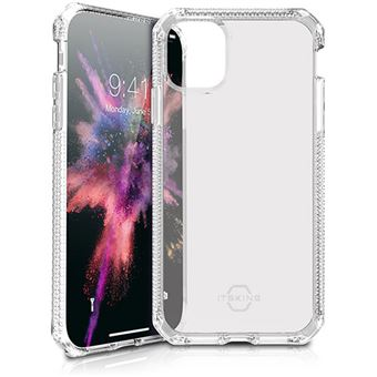 Capa Itskins Spectrum Clear para Apple iPhone 11 Pro - Transparente
