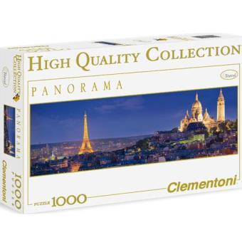 Puzzle Soirée à Paris (1000 Peças)