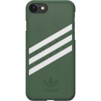Casi muerto patrón maceta  Capa Adidas Moulded Suede para iPhone 7 - Verde | Branco - Bolsa Telemóvel  - Compra na Fnac.pt