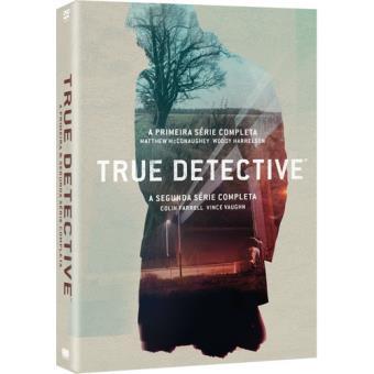 True Detective - Série Completa - DVD