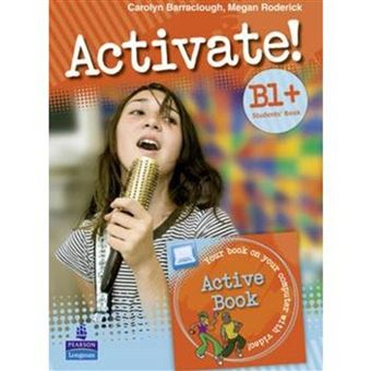 Activate! Inglês Nível B1+ - Student's Book + Active Book