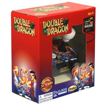 Consola Retro TV Arcade - Double Dragon