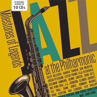 Jazz at the Philharmonic (10CD)