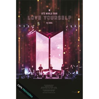 Love Yourself Tour Concert - DVD