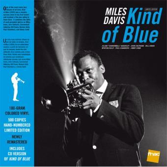 Kind of Blue (LP+CD) (Edição Fnac)