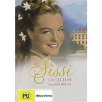 Sissi Collection - DVD Importação