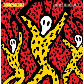 Voodoo Lounge Uncut - Deluxe - 2CD + Blu-ray