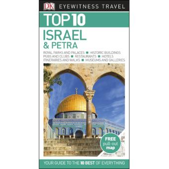 Eyewitness Top 10 Travel Guide - Israel and Petra