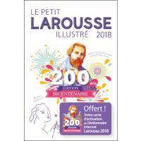 Le Petit Larousse Illustré 2018