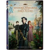 A Casa da Senhora Peregrine para Crianças Peculiares (DVD)