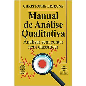 Manual de Análise Qualitativa