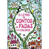 O Livro de Contos de Fadas Para Colorir