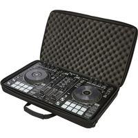 Pioneer DJC-R BAG caixa para equipamentos de áudio Shoulder bag case Controlador de DJ EVA (Acetato do vinil do etileno), Espuma, Linho, Poliéster Preto