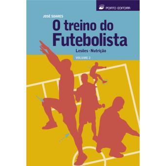 O Treino Do Futebolista - Livro 2