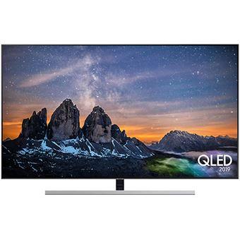 Smart TV Samsung QLED HDR UHD 4K QE55Q80RA 140cm