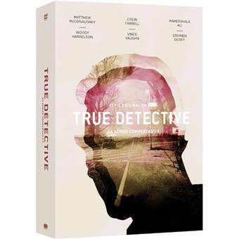Pack True Detective Season 1 + 2 + 3 - DVD