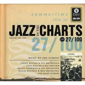 Jazz in the Charts 27 - Summertime 1936