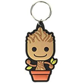 Keyring Rubber-G.Galaxy-Baby Groot