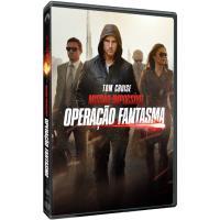 Missão Impossível 4 - Operação Fantasma (DVD)