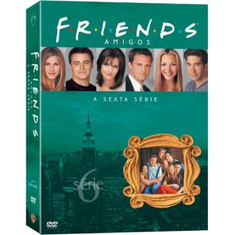 Friends: Amigos - 6ª Temporada
