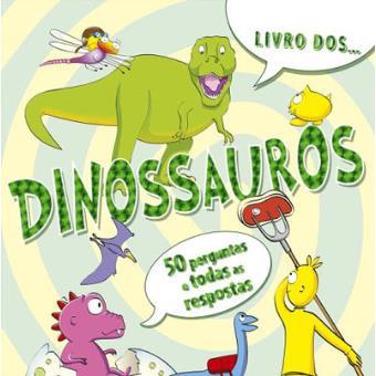 Livro dos... Dinossauros