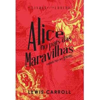Alice na País das Maravilhas Contado Tipo aos Jovens