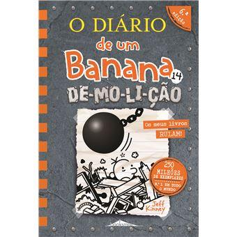 O Diário de um Banana - Livro 14: DE-MO-LI-ÇÃO