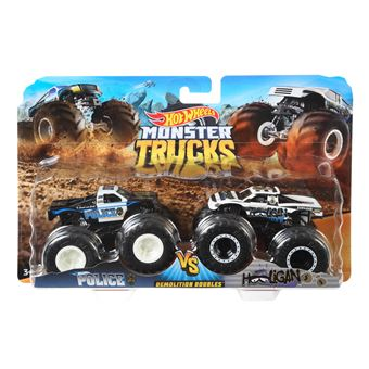 Monster Trucks Demolition Double Sortido - Hot Wheels