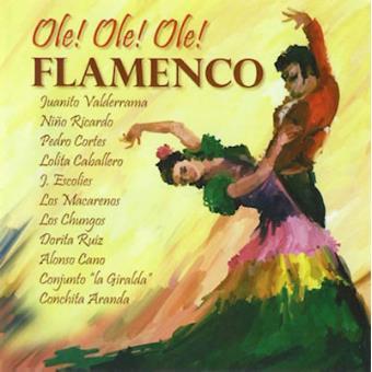 Ole! Ole! Ole! Flamenco