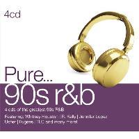 Pure...90s R&B (4CD)