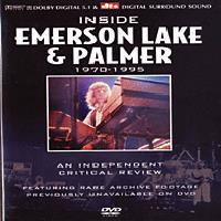Emerson, Lake & Palmer - Inside 1970-1995