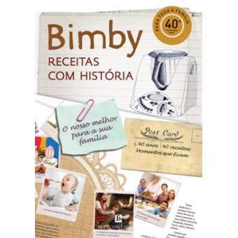 Bimby - Receitas com História