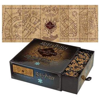 Puzzle Harry Potter: Maurauder's Map - 1000 Peças