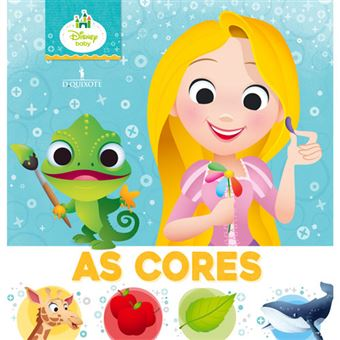 Disney Baby: As Cores