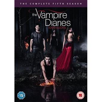 Vampire Diaries - Season 5