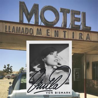 Motel Llamado Mentira - LP