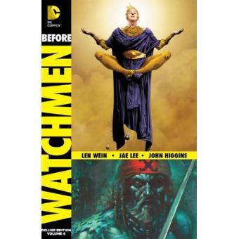 Before Watchmen Vol 4
