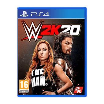 WWE 2K20 - Standard Edition - PS4