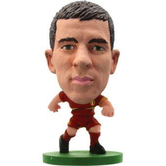 Soccerstarz Eden Hazard Seleção Belga 5cm