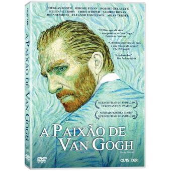 A Paixão de Van Gogh - DVD