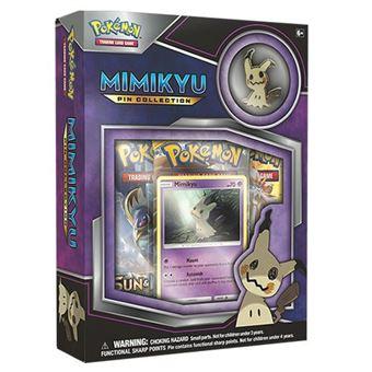 Pokémon Mimikyu Pin Collection