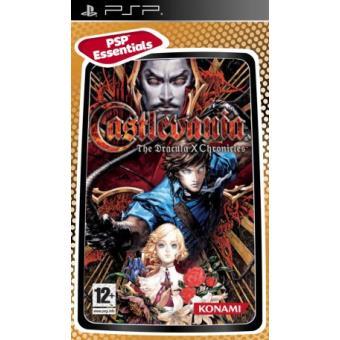 Castlevania: The Dracula X Chronicles Essentials PSP