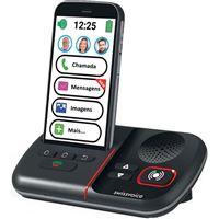 Smartphone Swissvoice C50s - Preto