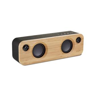 Coluna Portátil Bluetooth The House of Marley Get Together Mini - Preto