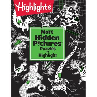 More hidden pictures (r) puzzles to