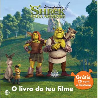 Shrek Para Sempre (Livro + CD)