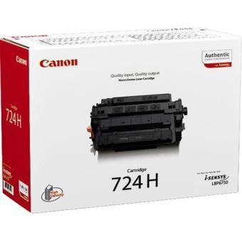 Canon Toner CRG-724H Preto